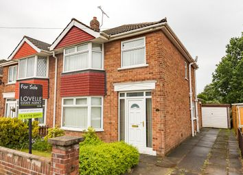 Thumbnail 3 bedroom semi-detached house for sale in Marsden Drive, Scunthorpe, North Lincolnshire