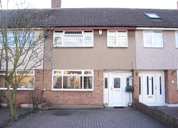 Thumbnail 3 bedroom terraced house for sale in Wiltshire Avenue, Hornchurch