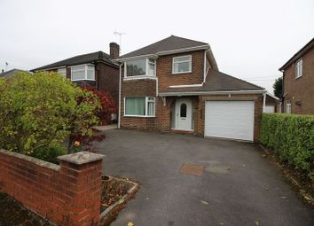 Thumbnail 3 bedroom detached house for sale in Heath Avenue, Cellarhead