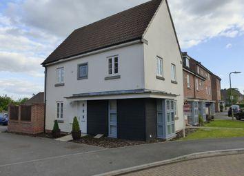 Thumbnail End terrace house for sale in Ilsley Road, Basingstoke