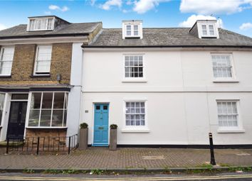 Thumbnail 3 bed terraced house for sale in High Street, Greenhithe, Kent