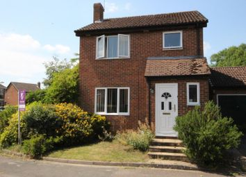 Thumbnail 3 bed detached house to rent in Hermitage Road, Abingdon-On-Thames