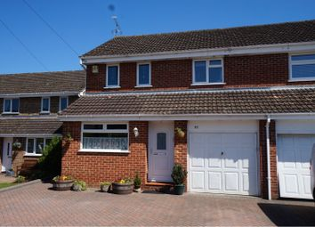 Thumbnail 4 bed semi-detached house for sale in Hilltop View, Yateley