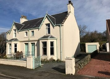 Thumbnail 3 bed semi-detached house for sale in Woodville, 157 Main Street, Glenluce