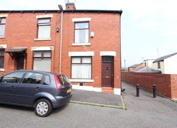 Thumbnail 2 bed terraced house for sale in Sawyer Street, Cronkeyshaw, Rochdale