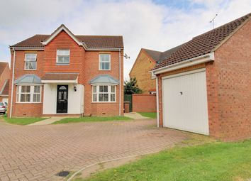 Thumbnail 4 bedroom detached house for sale in Chislett Row, Chelmsford