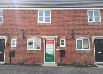 Thumbnail 2 bed town house to rent in Bingley Crescent, Kirkby-In-Ashfield, Nottingham