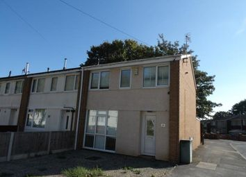 Thumbnail 2 bed end terrace house for sale in Eddlestone Drive, Clifton, Nottingham, Nottinghamshire