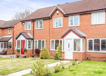 Thumbnail 2 bedroom terraced house for sale in Pinders Green Court, Methley, Leeds