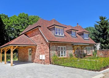 Thumbnail 4 bedroom detached house for sale in Rosemary Lane, Thorpe, Egham