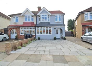 Thumbnail 5 bedroom semi-detached house for sale in Woodgrange Gardens, Enfield