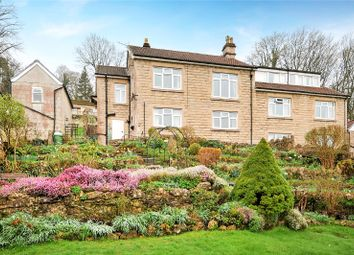 Thumbnail 3 bed semi-detached house for sale in Crowe Hill, Limpley Stoke, Bath