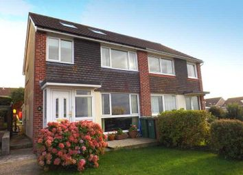 Thumbnail 4 bedroom semi-detached house for sale in Long Park Close, Plymstock, Plymouth