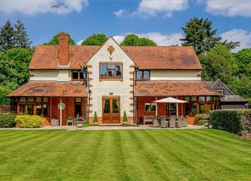 Thumbnail 5 bed detached house for sale in Rotherfield Road, Henley-On-Thames