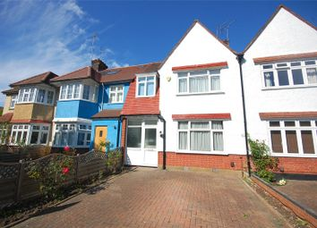 Thumbnail 3 bed terraced house for sale in Hervey Close, Finchley, London