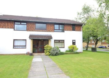 Thumbnail 1 bed flat for sale in Soane Close, Rogerstone, Newport