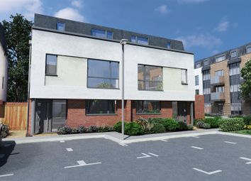 Thumbnail 4 bed semi-detached house for sale in Plot 53 Constabulary Close, West Drayton