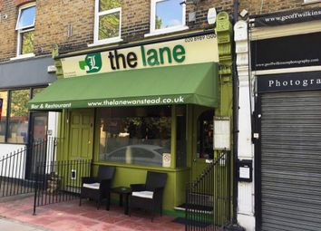 Thumbnail Restaurant/cafe for sale in Nightingale Lane, London