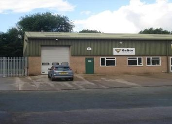 Thumbnail Light industrial to let in Unit 8, Broncoed Business Park, Mold, Flintshire