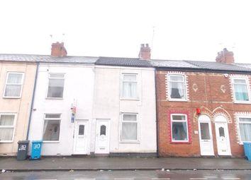 Thumbnail 2 bedroom terraced house for sale in Egton Street, Hull, East Yorkshire