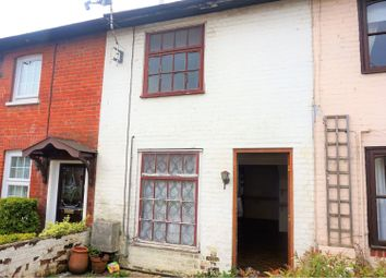 Thumbnail 2 bed terraced house for sale in Shore Road, Hythe Southampton