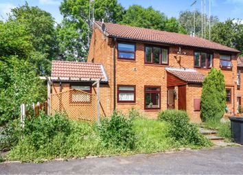 Thumbnail 1 bed maisonette for sale in Avonbank Close, Redditch