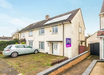 3 bed semi-detached house for sale in Hockwell Ring, Luton LU4
