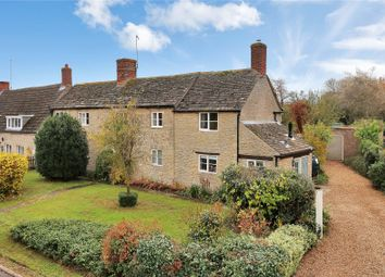 Thumbnail 4 bed detached house for sale in Main Street, Glapthorn, Peterborough, Northamptonshire