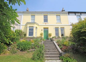 Thumbnail 5 bed terraced house for sale in College Avenue, Mannamead, Plymouth