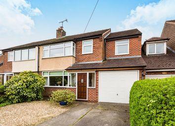 Thumbnail 5 bedroom semi-detached house for sale in Hurstway, Fulwood, Preston