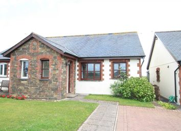 Thumbnail 2 bed semi-detached bungalow for sale in Rame View, Looe