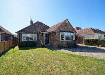Thumbnail 4 bedroom detached bungalow for sale in St. Thomas Drive, Pagham, Bognor Regis