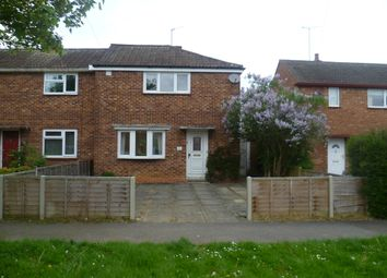 Thumbnail 2 bed semi-detached house to rent in Southern Way, Wolverton