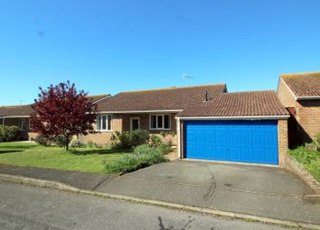 Thumbnail 3 bed detached bungalow for sale in Kingston Way, Seaford