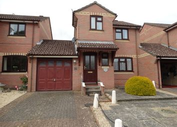 Thumbnail 3 bed detached house for sale in Hawthorn Close, Dorchester