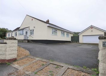 Thumbnail 5 bed detached bungalow for sale in Hutton Hill, Hutton, Weston-Super-Mare