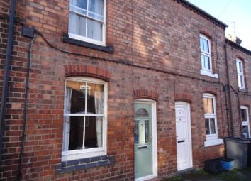 Thumbnail 2 bed terraced house to rent in Elm Street, Shrewsbury