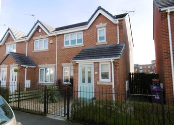 Thumbnail 3 bed end terrace house for sale in Addenbrooke Drive, Liverpool