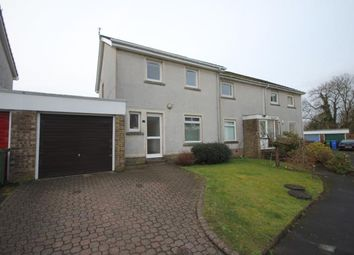 Thumbnail 3 bedroom semi-detached house to rent in Ardmore Gardens, Drymen, Glasgow