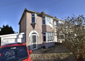 Thumbnail 3 bedroom semi-detached house for sale in Mackie Avenue, Filton, Bristol