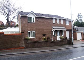 Thumbnail 5 bed detached house to rent in Main Street, Billinge, Wigan