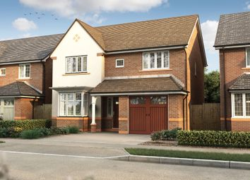 "Thumbnail 4 bed detached house for sale in ""The Skelton"" at Omega Boulevard, Warrington"