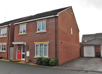 Thumbnail 4 bed detached house to rent in Canal Court, Hempsted, Gloucester