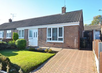 Thumbnail 2 bed semi-detached bungalow for sale in Norville Crescent, Darfield, Barnsley