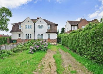 Thumbnail 3 bedroom semi-detached house for sale in Stockett Lane, Coxheath, Maidstone, Kent