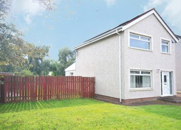 Thumbnail 3 bed detached house for sale in Sandilands Crescent, Motherwell