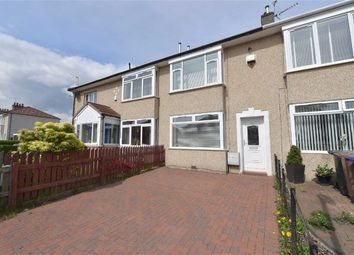 Thumbnail 2 bed terraced house for sale in Marjory Road, Renfrew