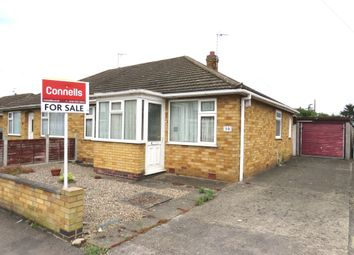 Thumbnail 2 bedroom semi-detached bungalow for sale in Prince Albert Drive, Glenfield, Leicester