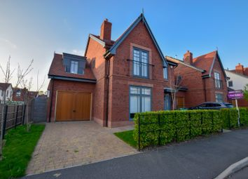 Thumbnail 4 bed detached house for sale in Grenfell Park, Parkgate