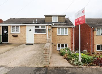 Thumbnail 4 bed semi-detached house for sale in Shakespeare Crescent, Dronfield